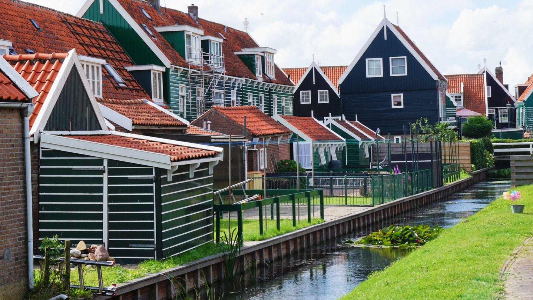 Путешествие на яхте в Нидерландах