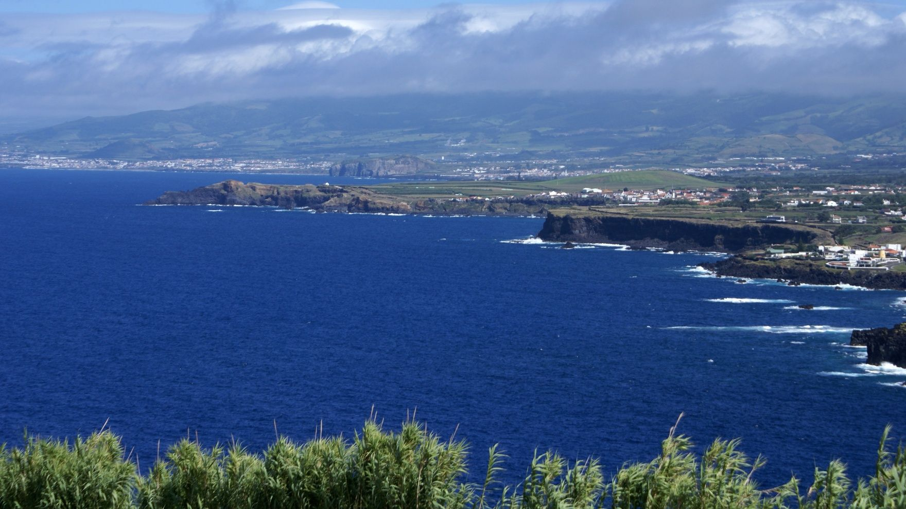 A voyage around the Azores