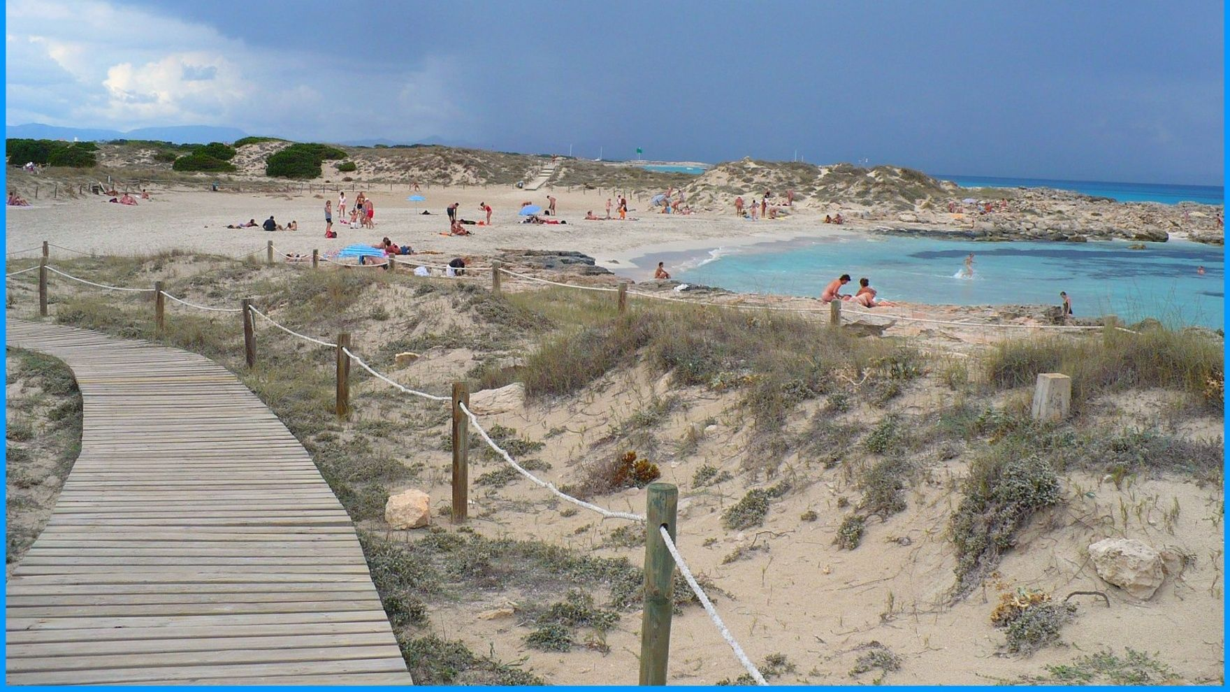 Sailing around the Balearic Islands - week 2