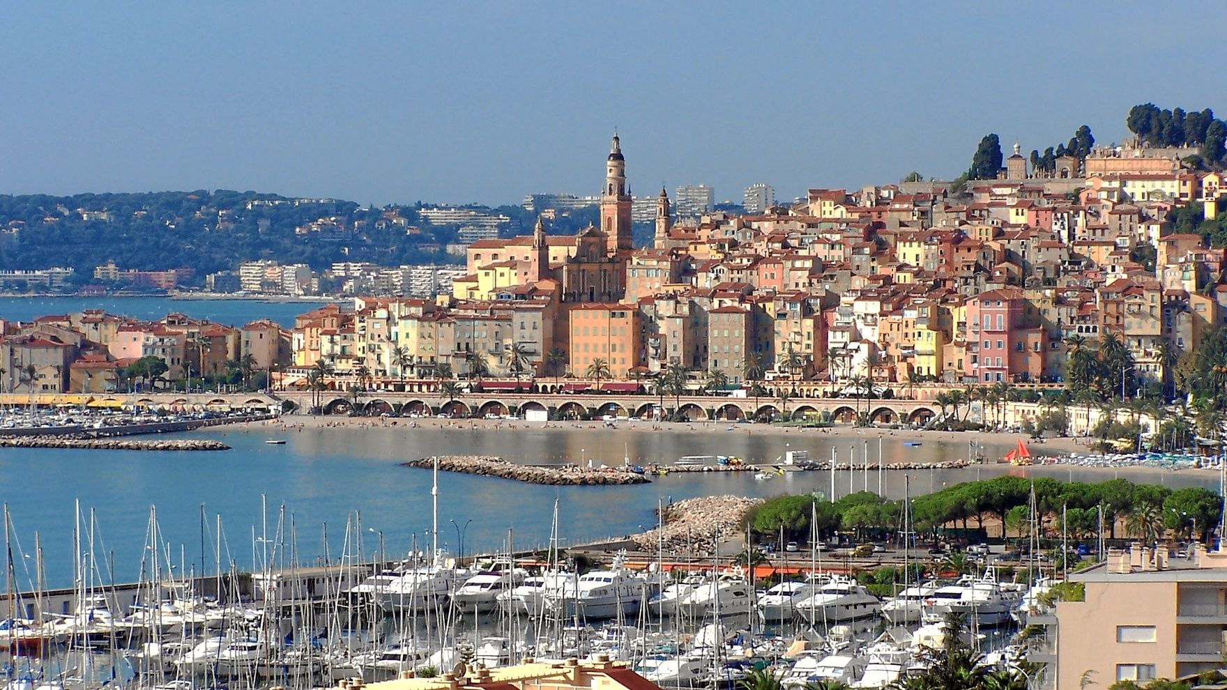 A voyage along the Cote d'Azur from Genoa to Toulon