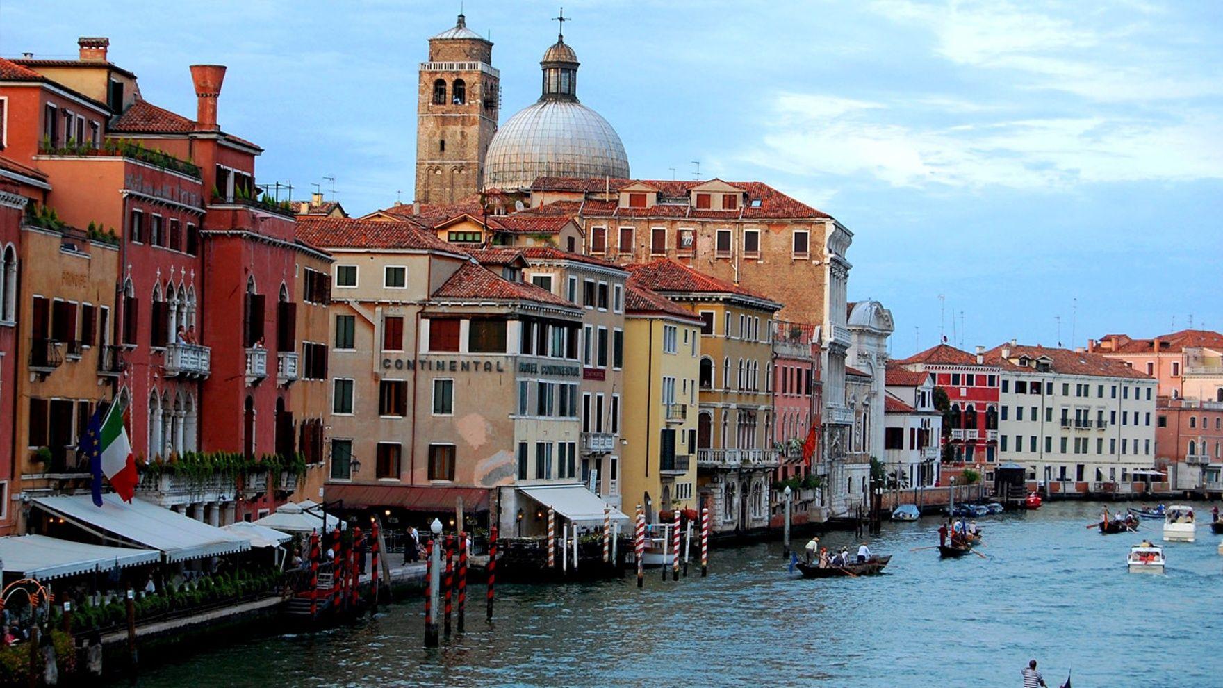 Путешествие по Венецианскому заливу