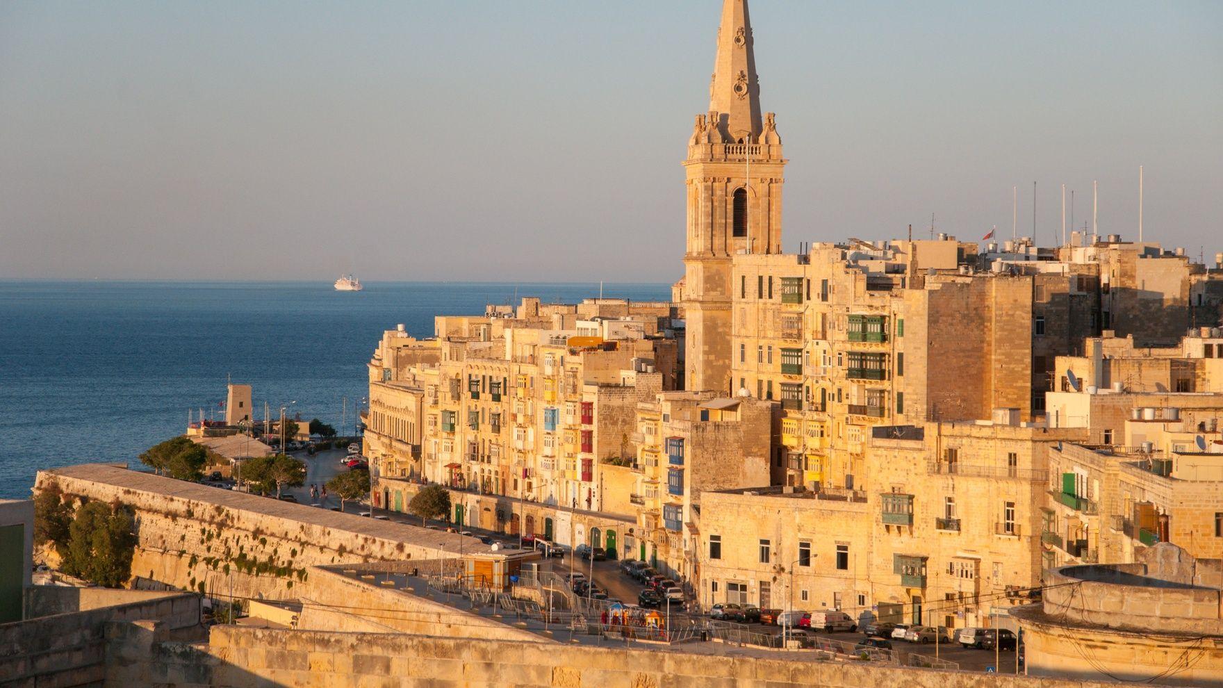 Sailing trip Malta — Kotor