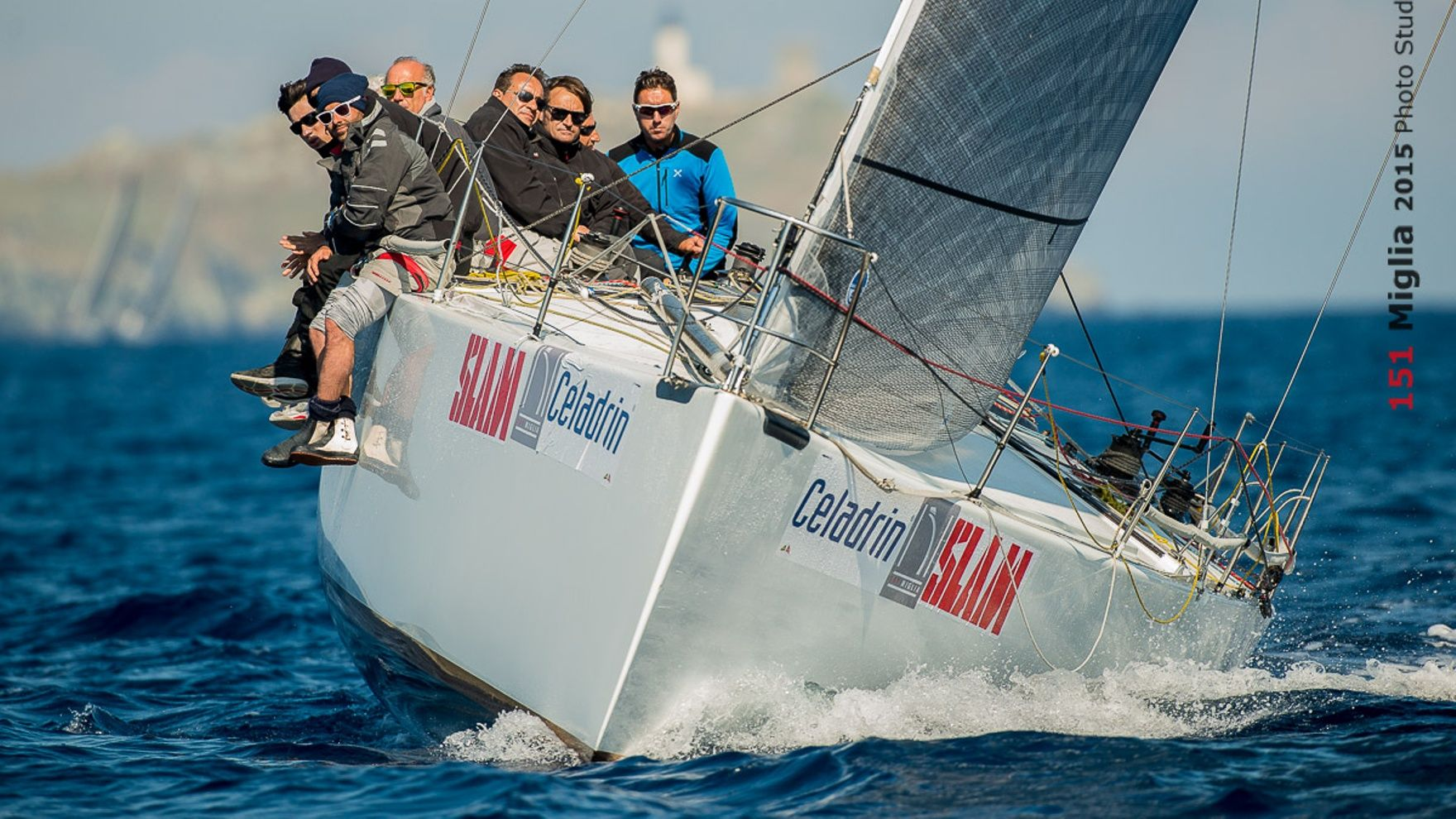 151 Miglia - Trofeo Cetilar regatta