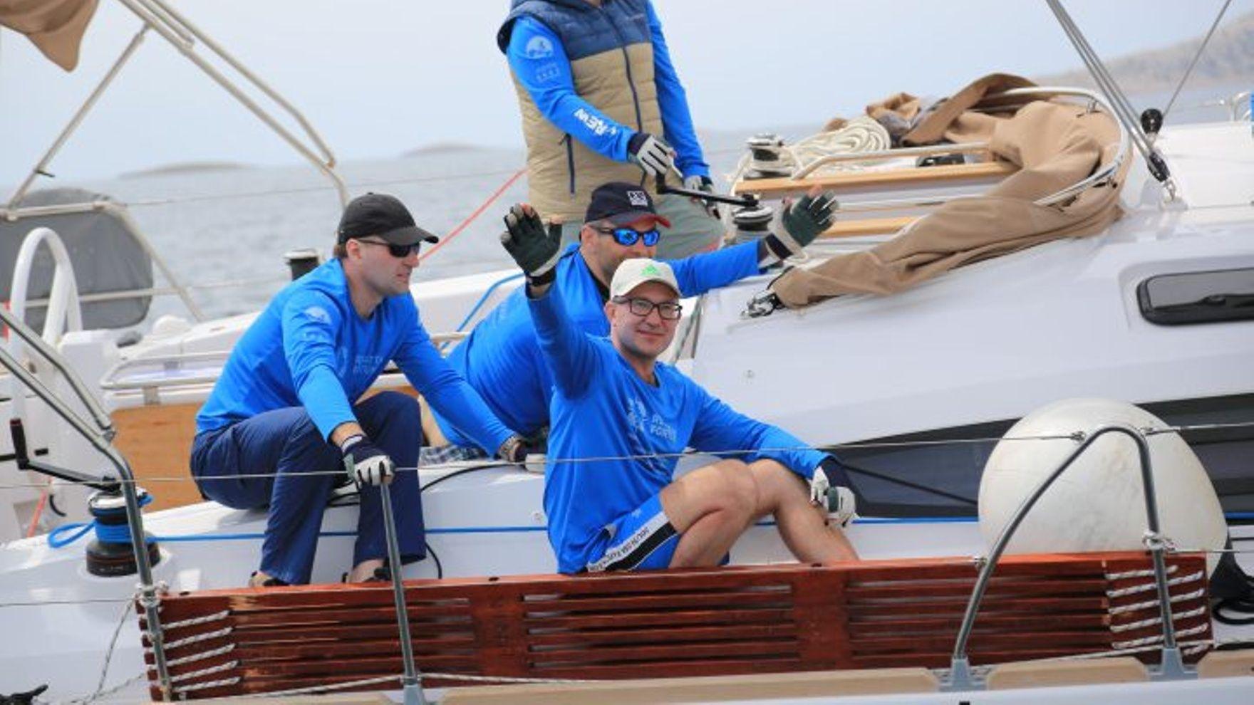 """""""Fortuna 17"""" regatta in Croatia"""