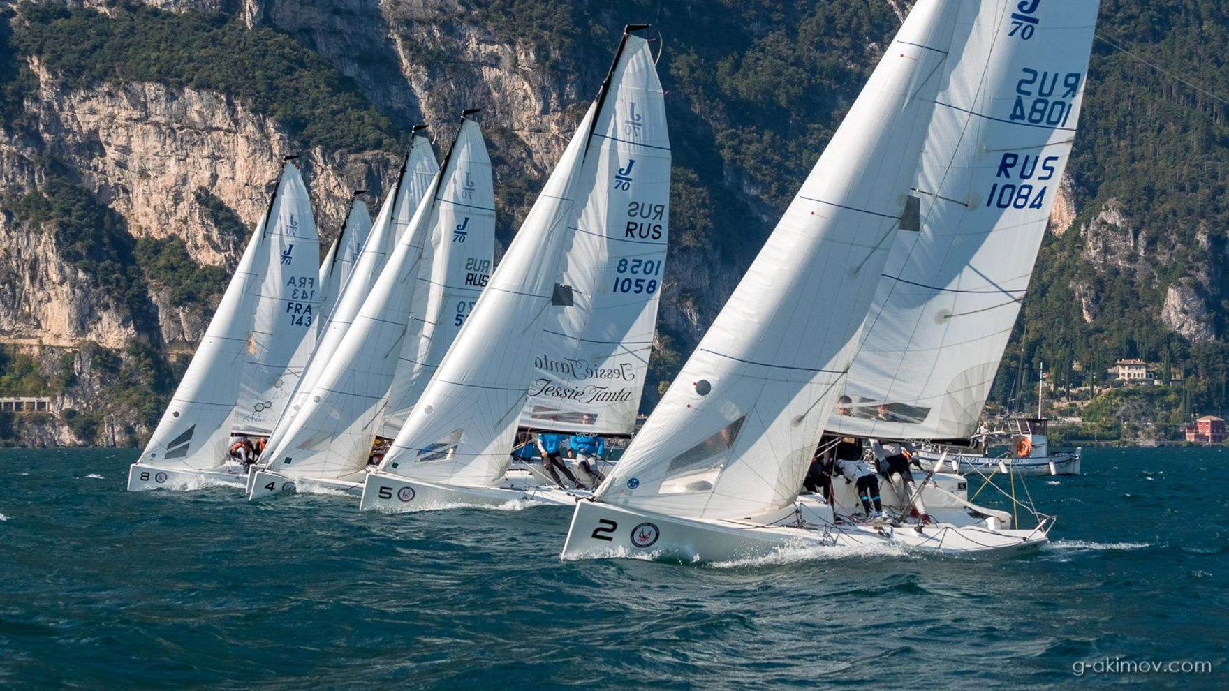 Yachting Rus Cup 2020