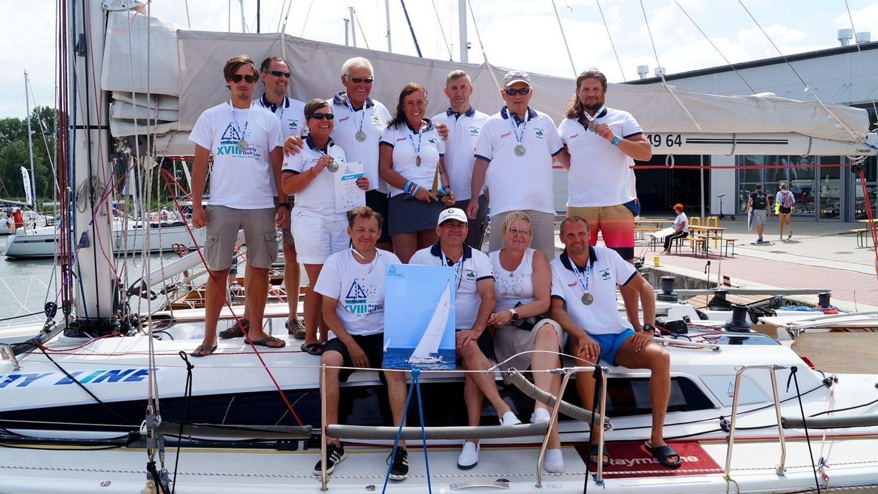 Unity Line regatta 2020