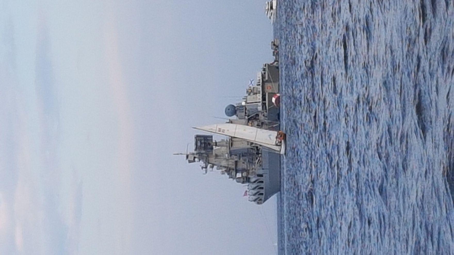 Регата в акватории Финского залива