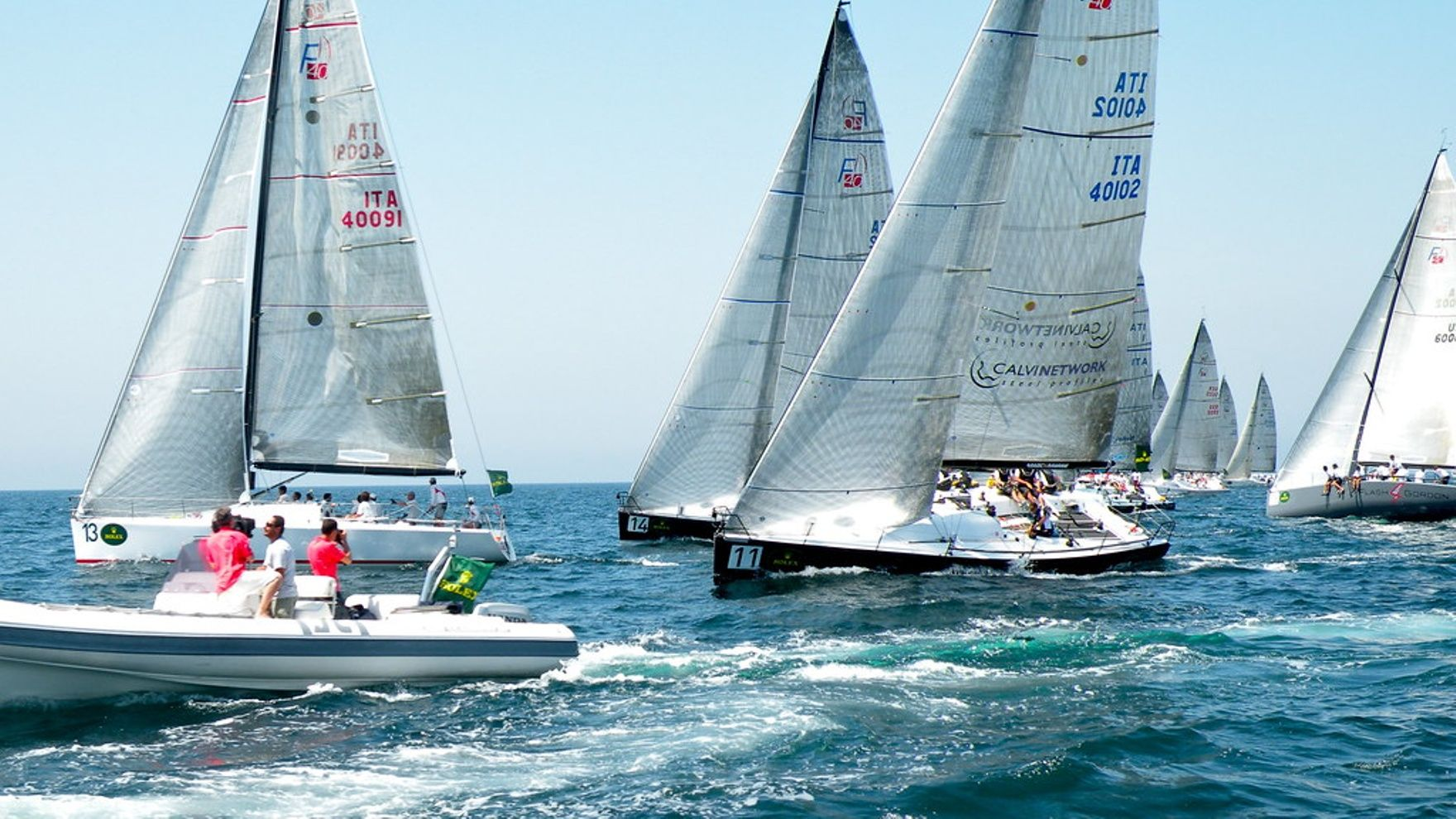 ROLEX CAPRI SAILING WEEK 2021