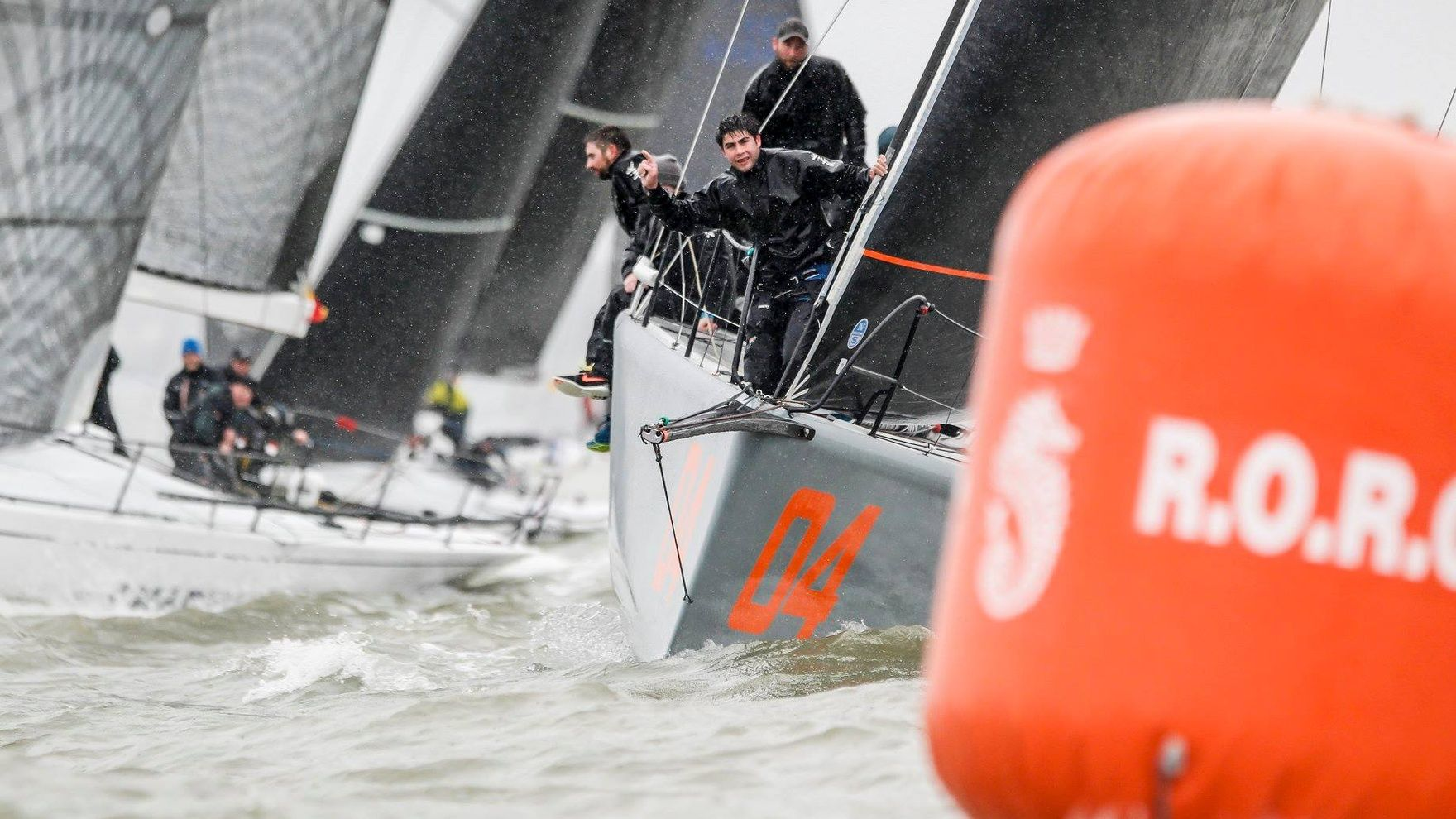RORC Easter Challenge 2021