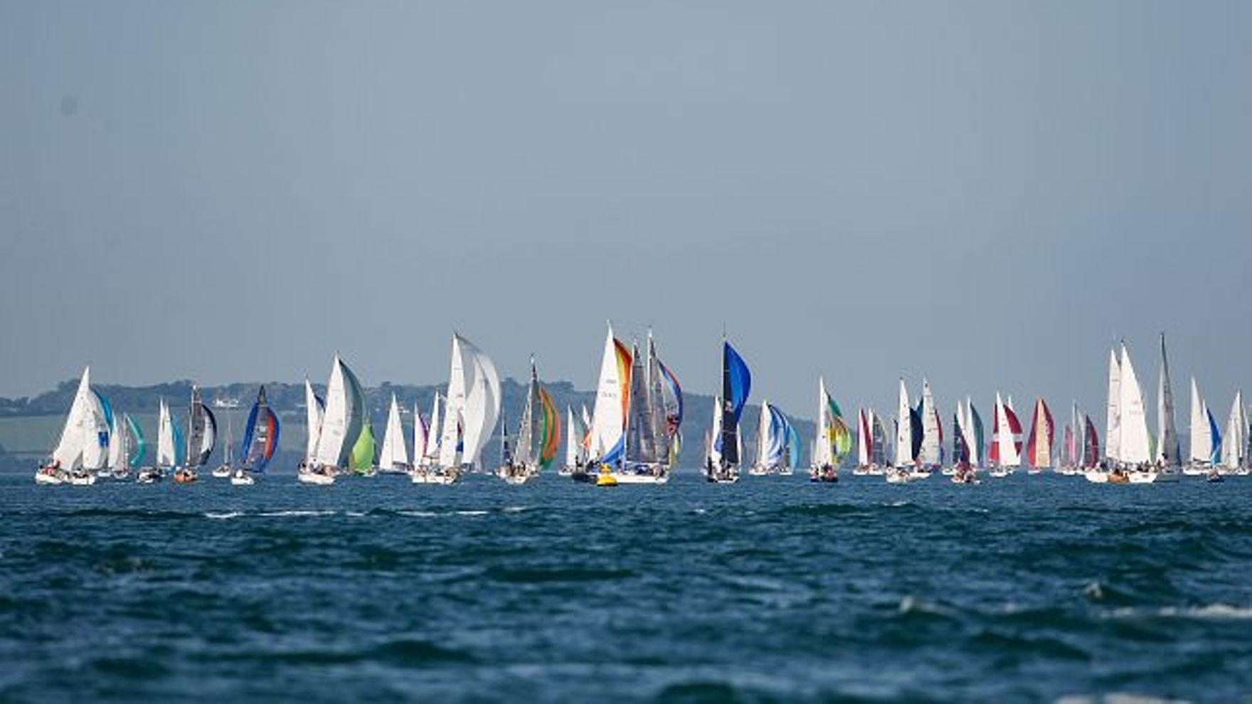 Round the Island Race 2021