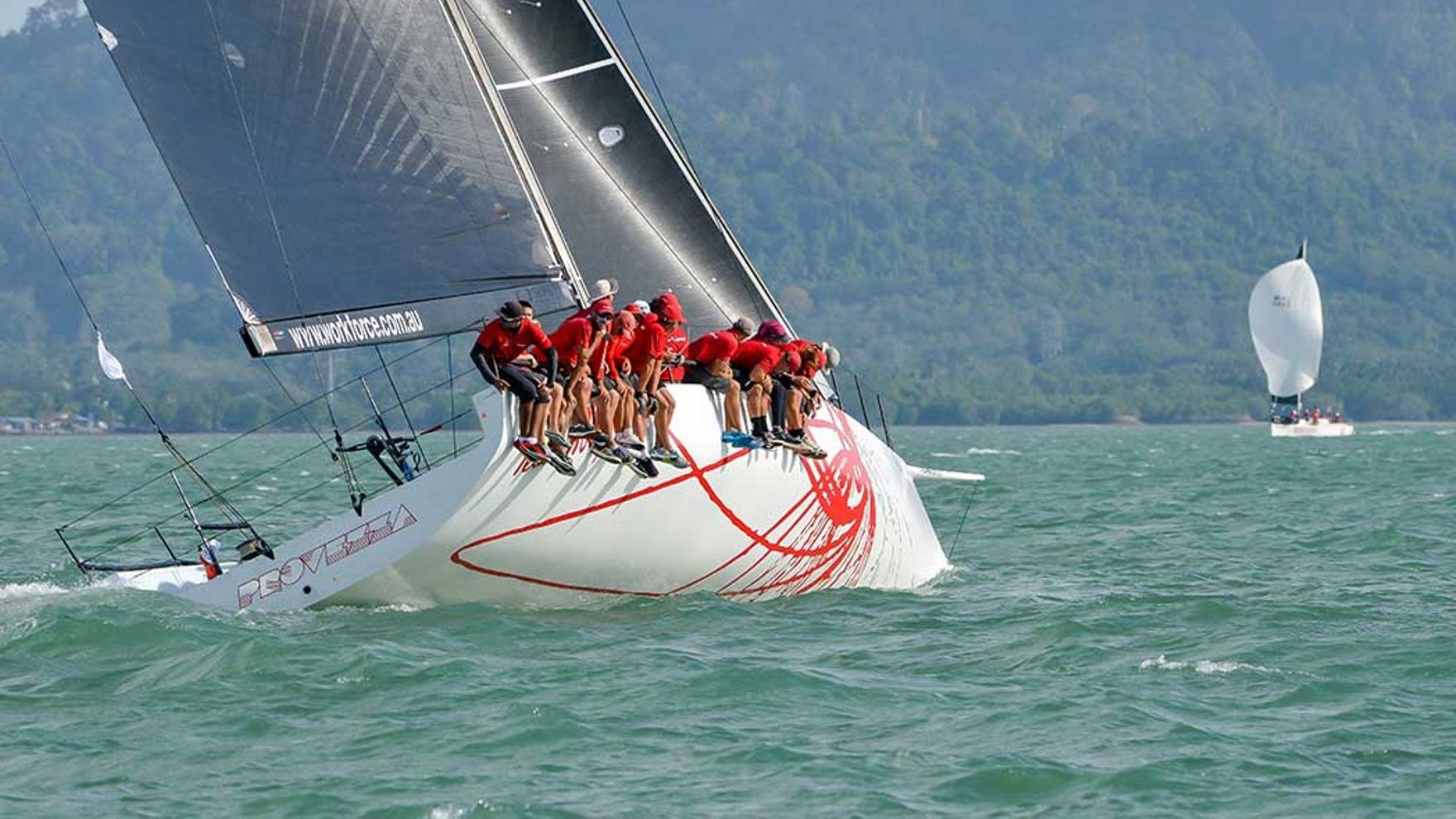 ROYAL LANGKAWI INTERNATIONAL REGATTA