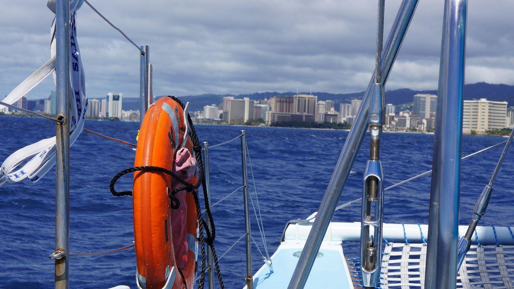 Курс RYA Coastal Skipper