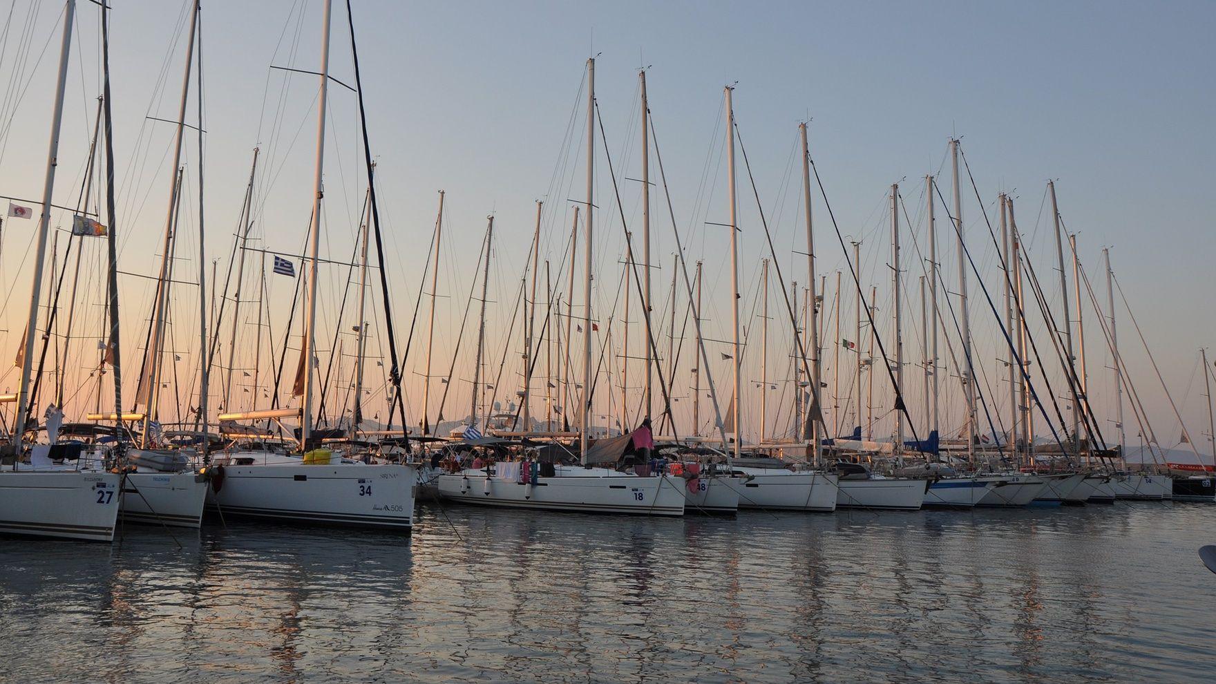 RYA Coastal Skipper course