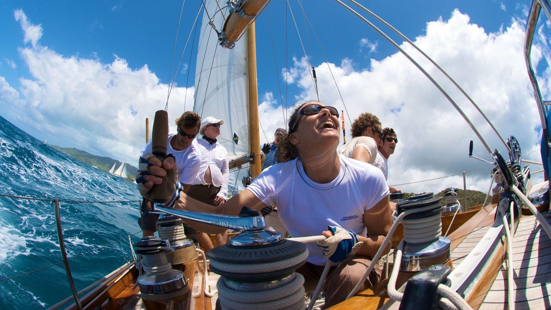 Курс RYA Start Yachting