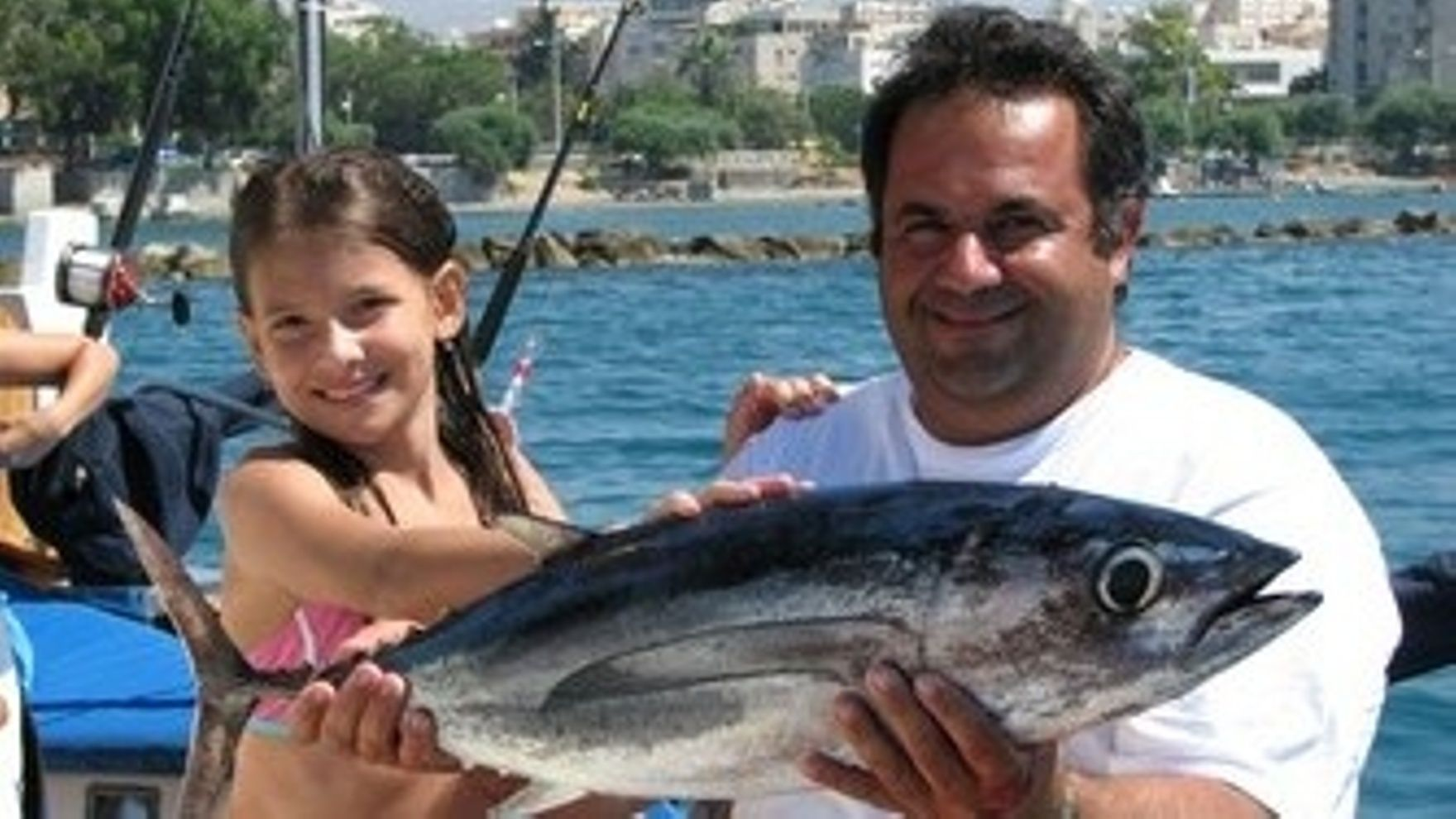 Fishing for octopus and squid in Cyprus