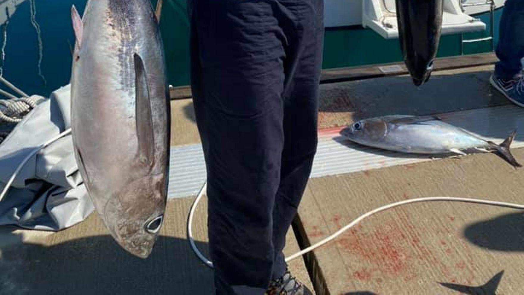 Рыбалка на тунца в Лимассоле