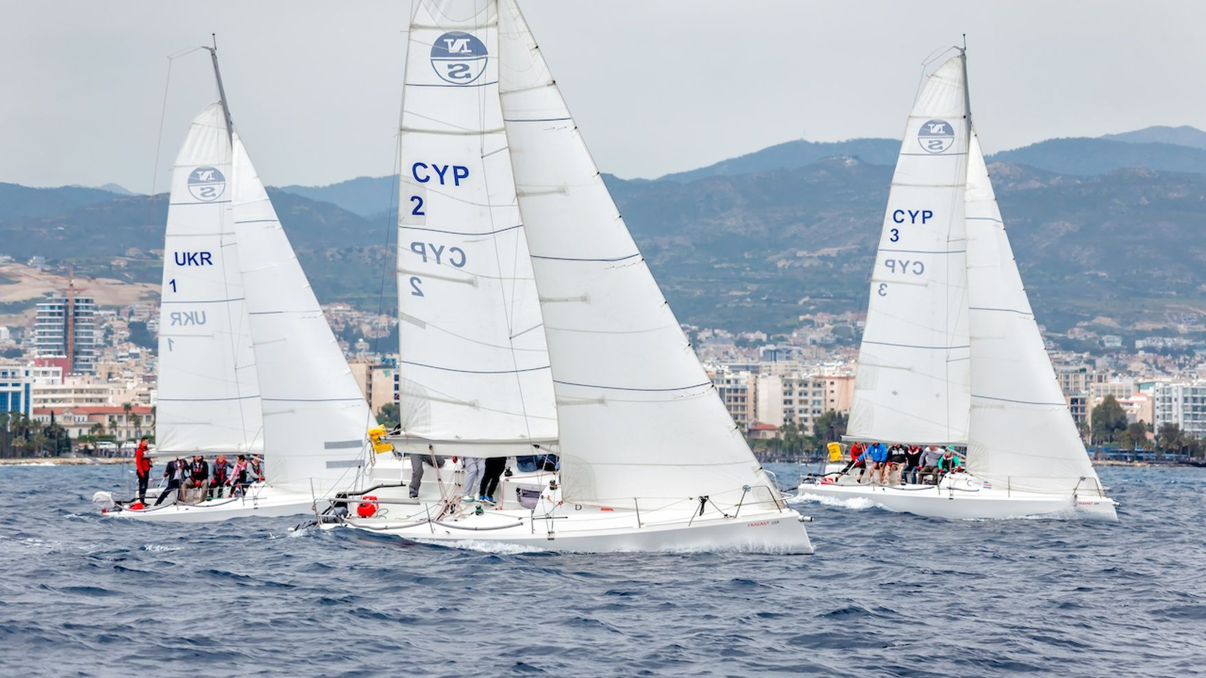 Sailing school in Limassol