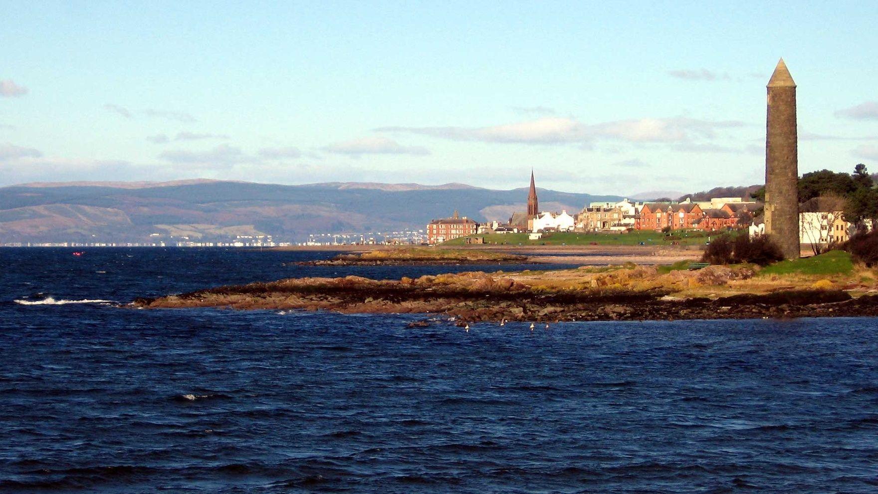 Парусная экспедиция в Шотландию