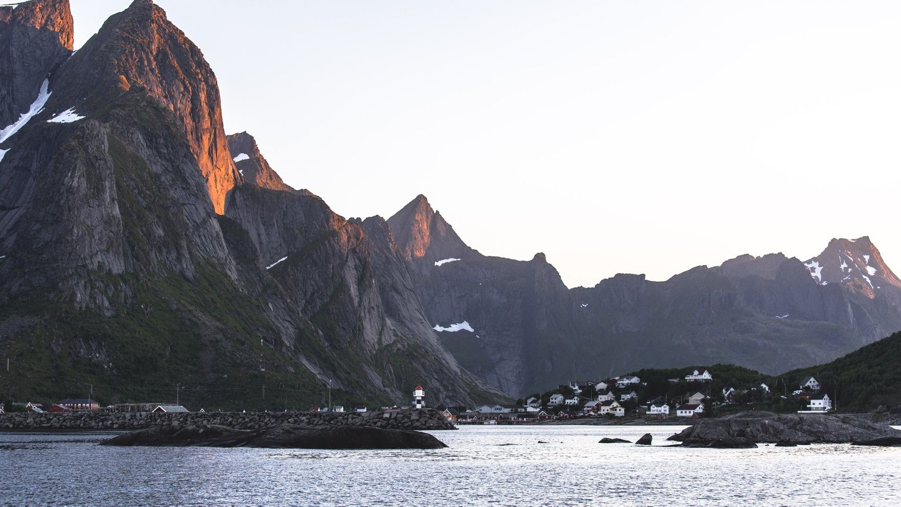 Sailing expedition to the Lofoten Islands. Week 5