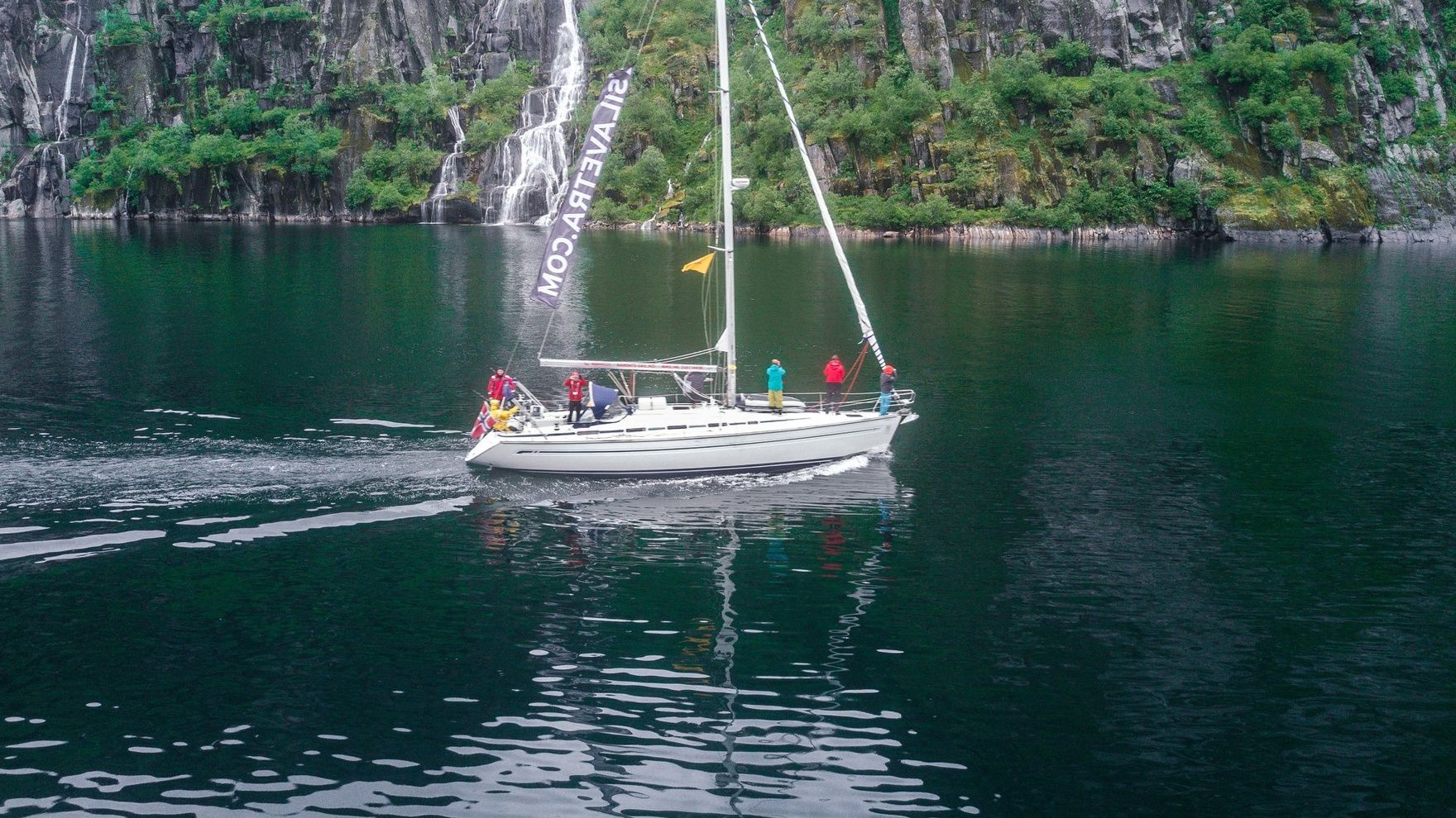Sailing expedition to the Lofoten Islands. Week 2