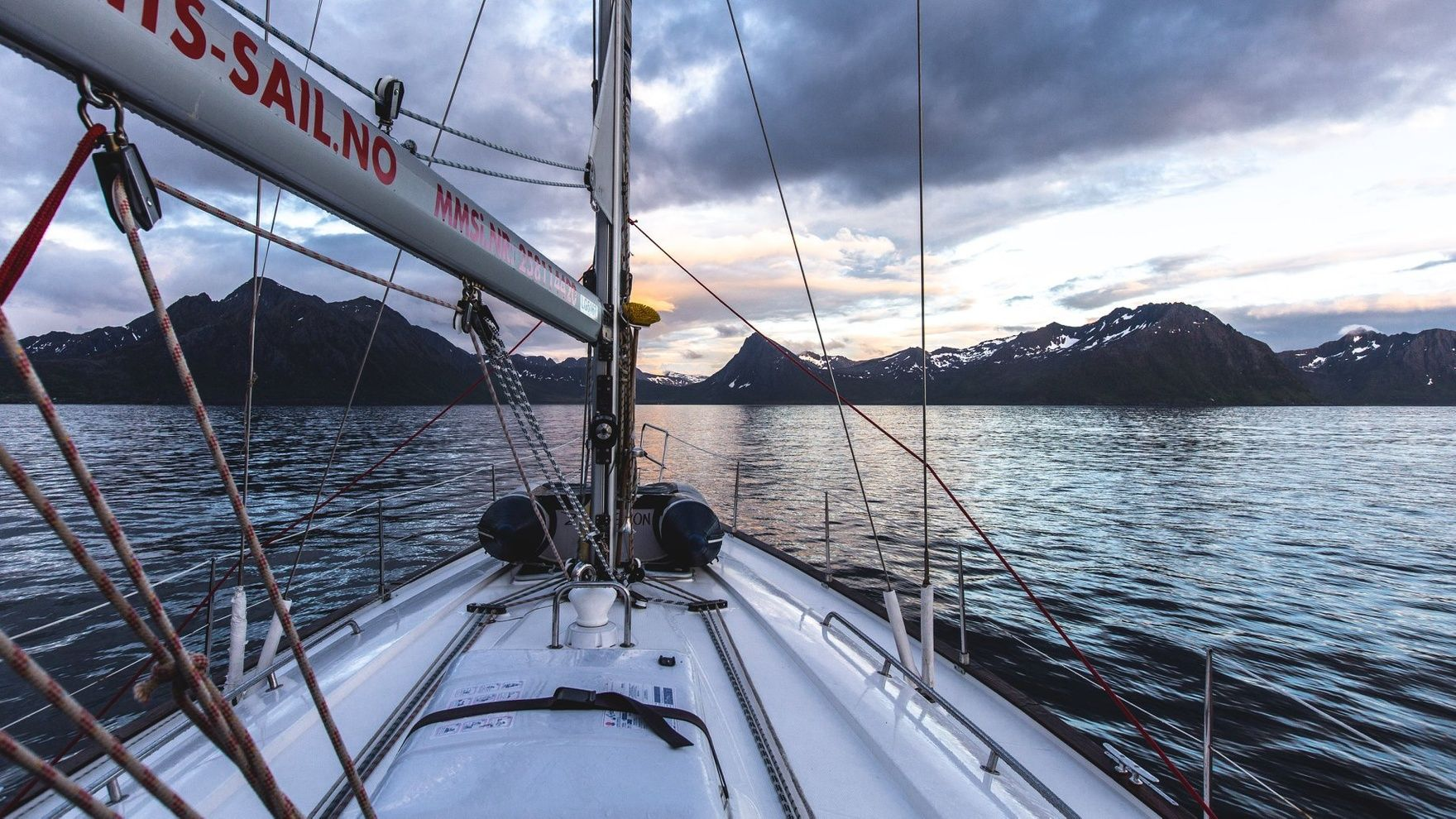 Sailing expedition to the Lofoten Islands. Week 3