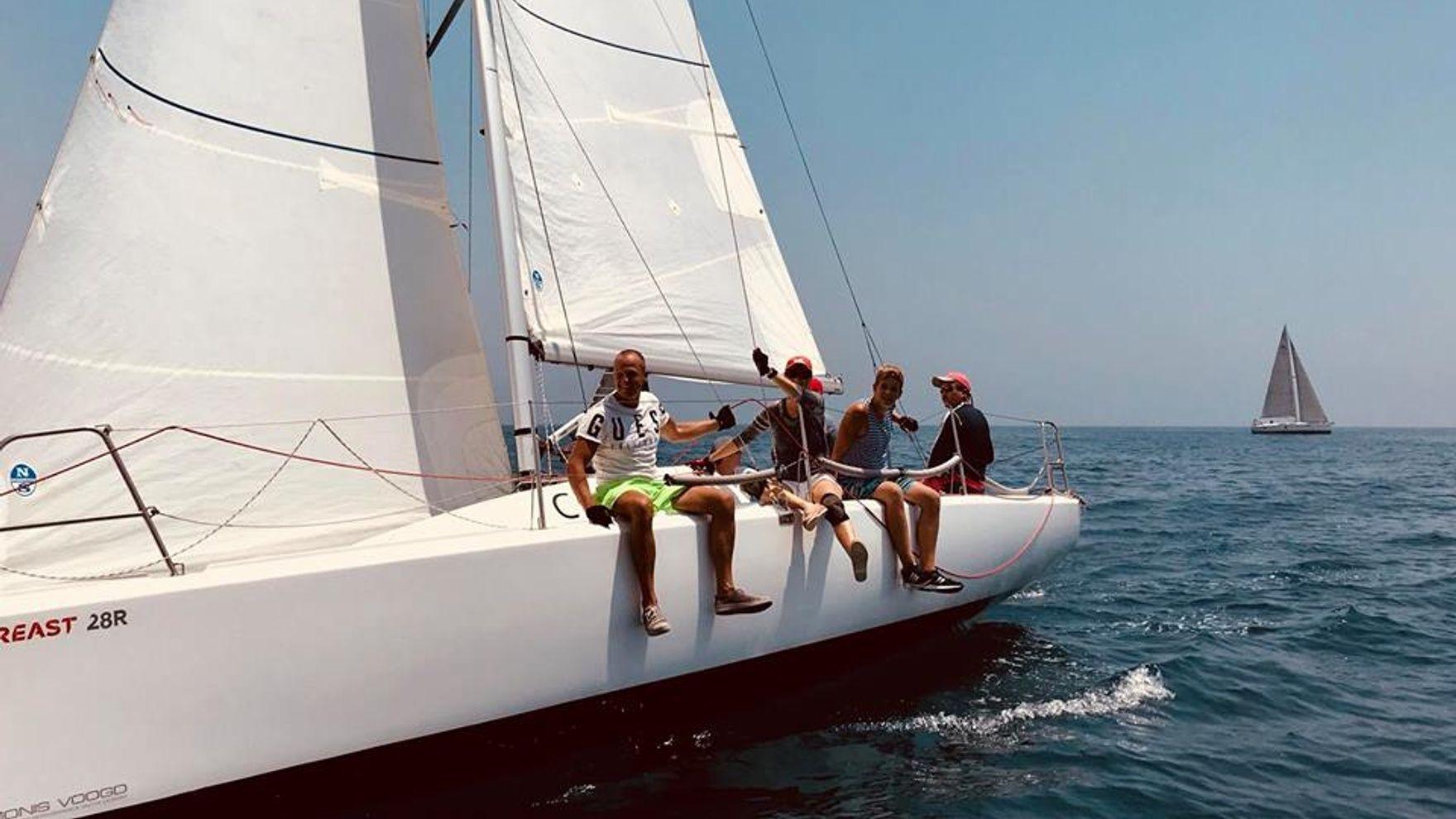 Регата Cyprus Open Fareast 28R