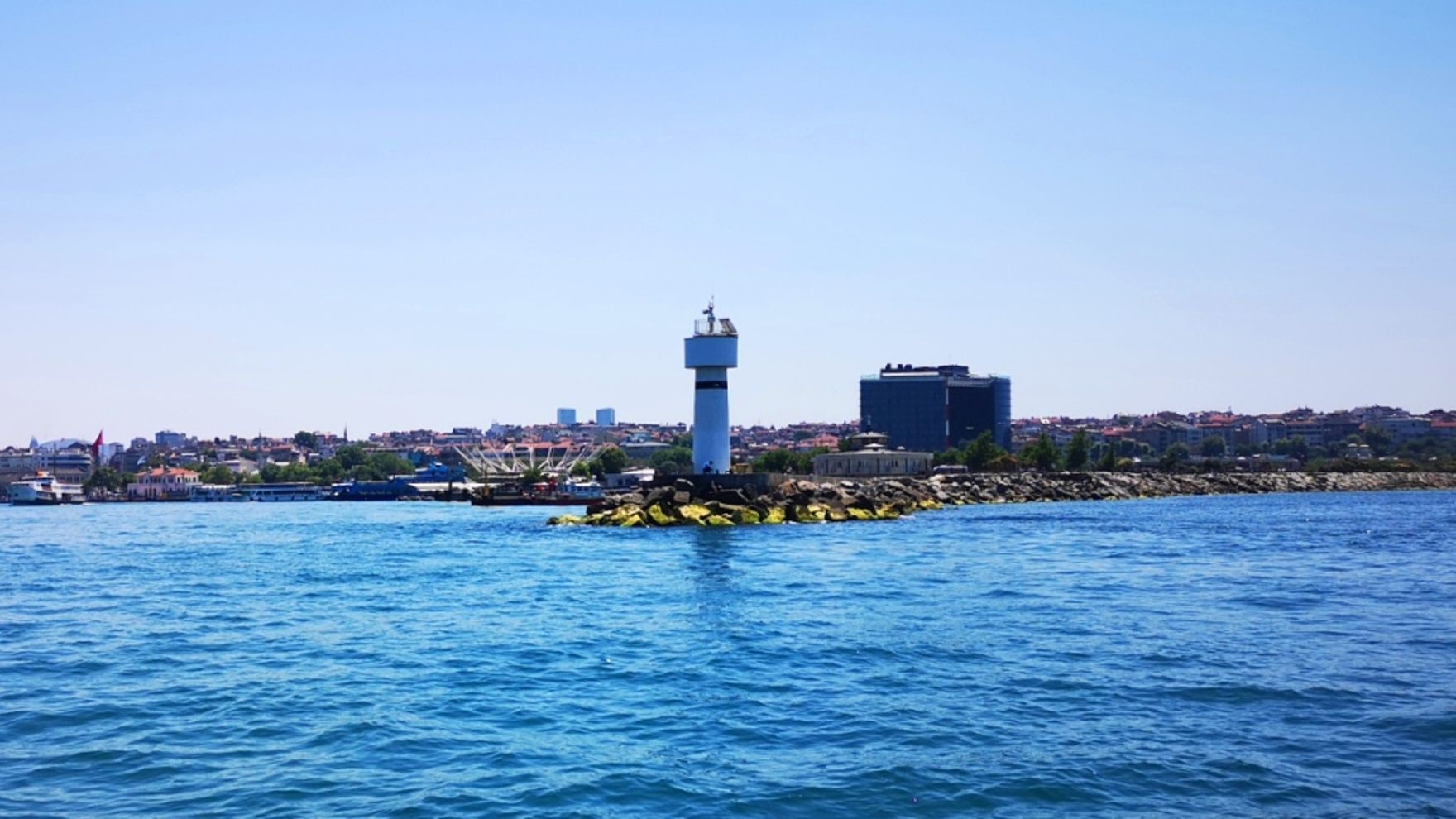 Sailing Weekend in Istanbul and the Bosphorus