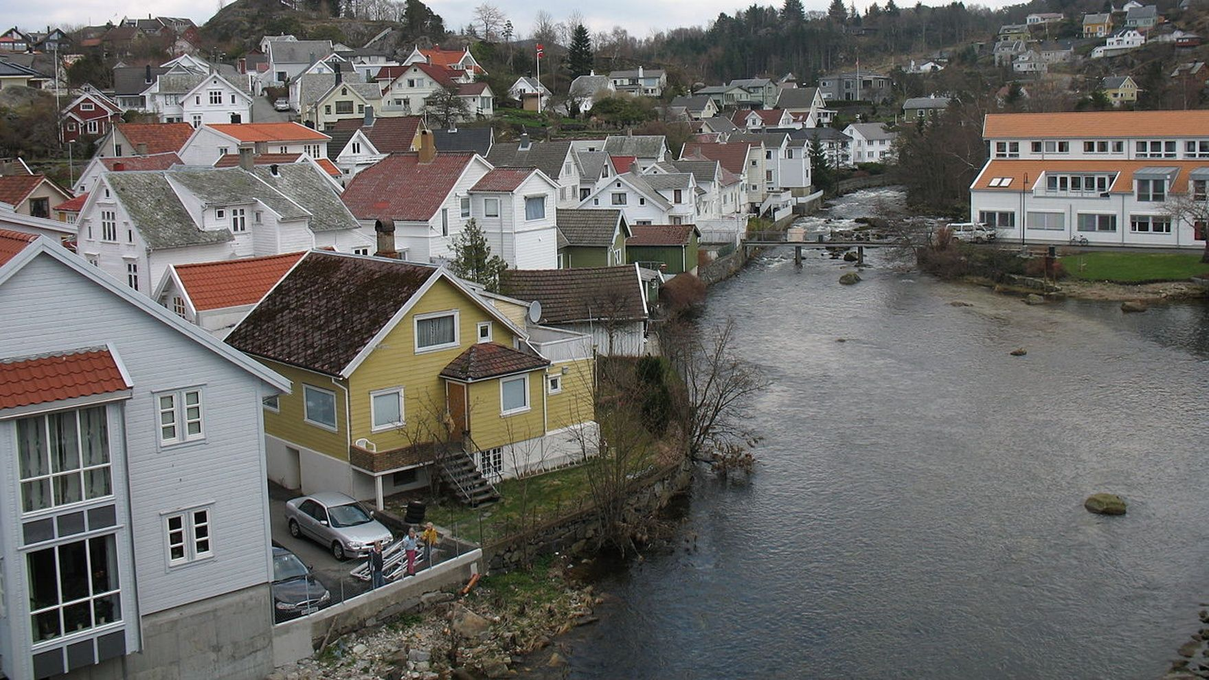 Скандинавские каникулы: Ставангер — Гётеборг