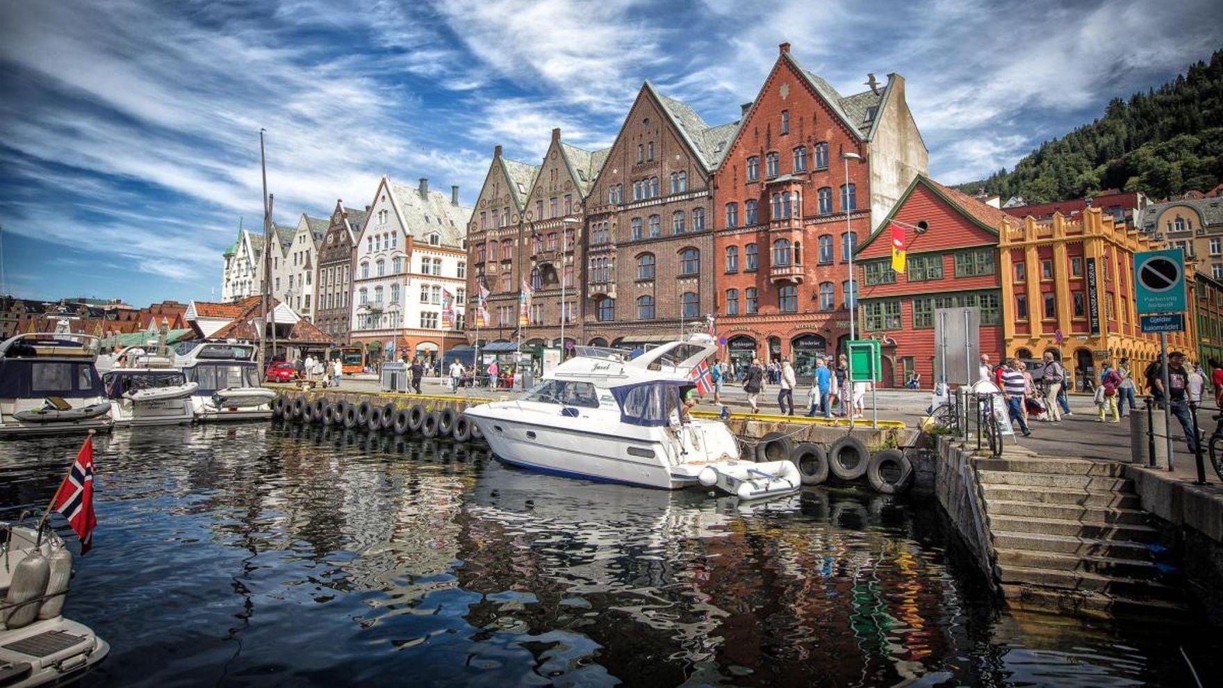 Семейно-дружеская флотилия по Норвегии 2020