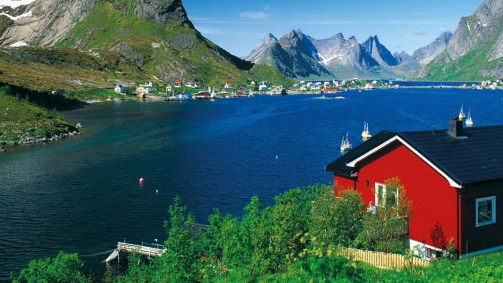 A family-friendly flotilla in Norway 2020