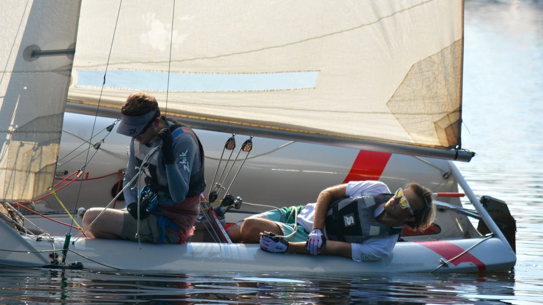Workshops: Introduction to Sailing Racing Rules