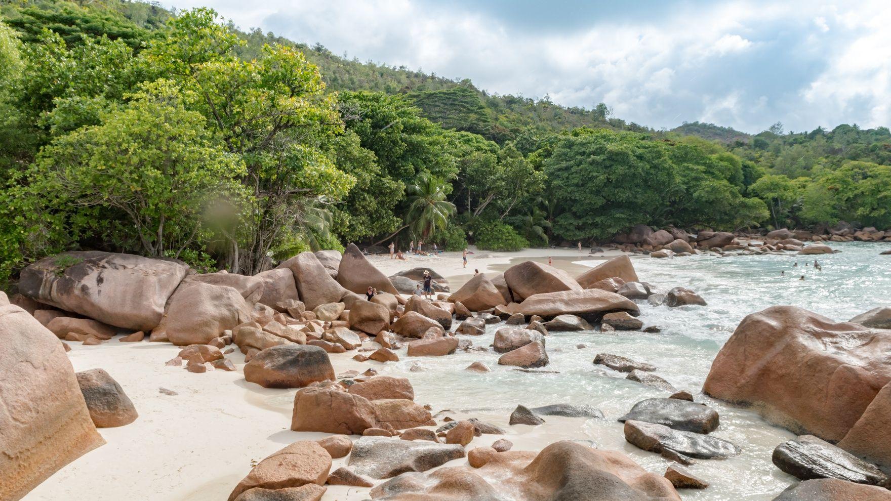 Парусная экспедиция по Сейшельским островам