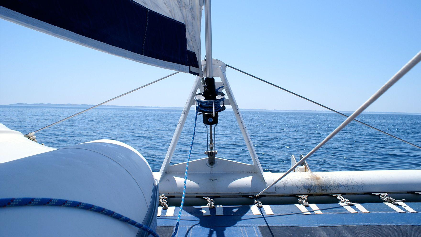 Теория управления парусной яхтой