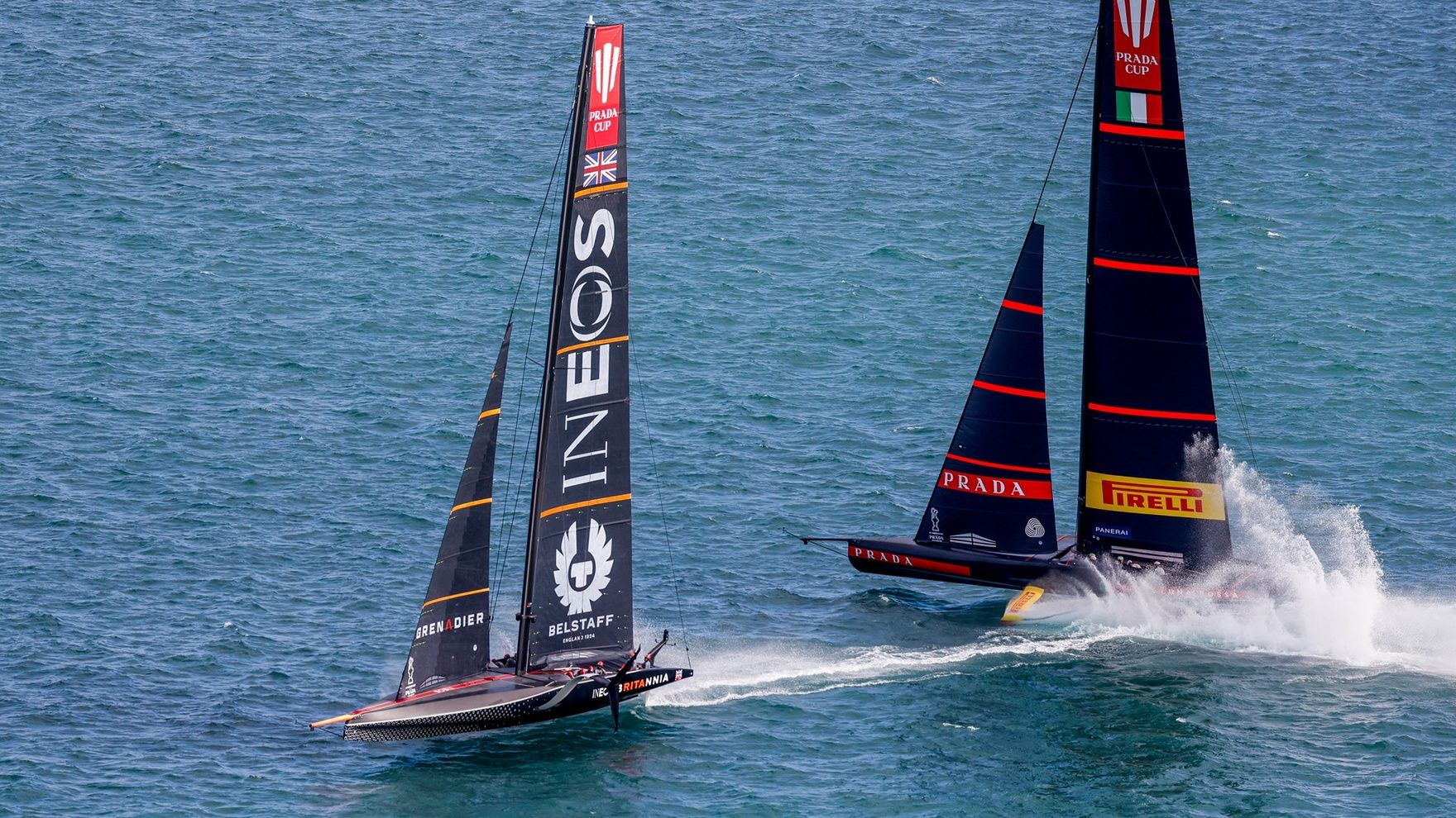 The America's Cup 2021