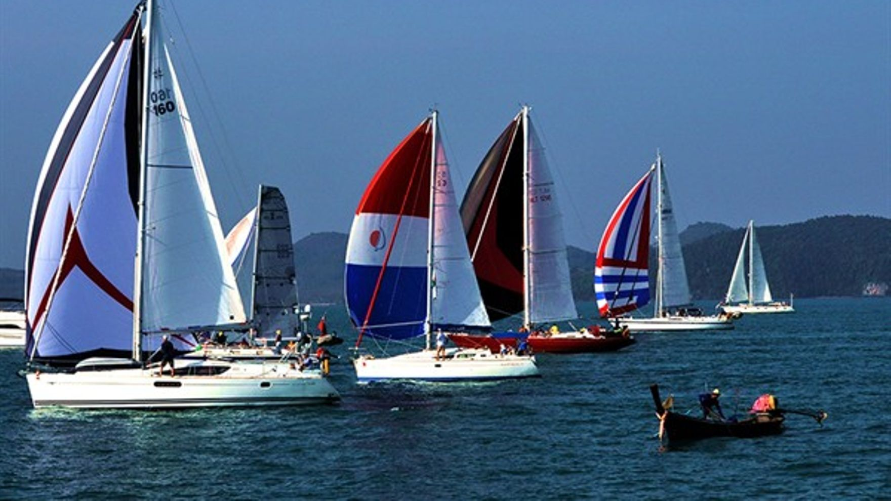 THE BAY REGATTA 2021