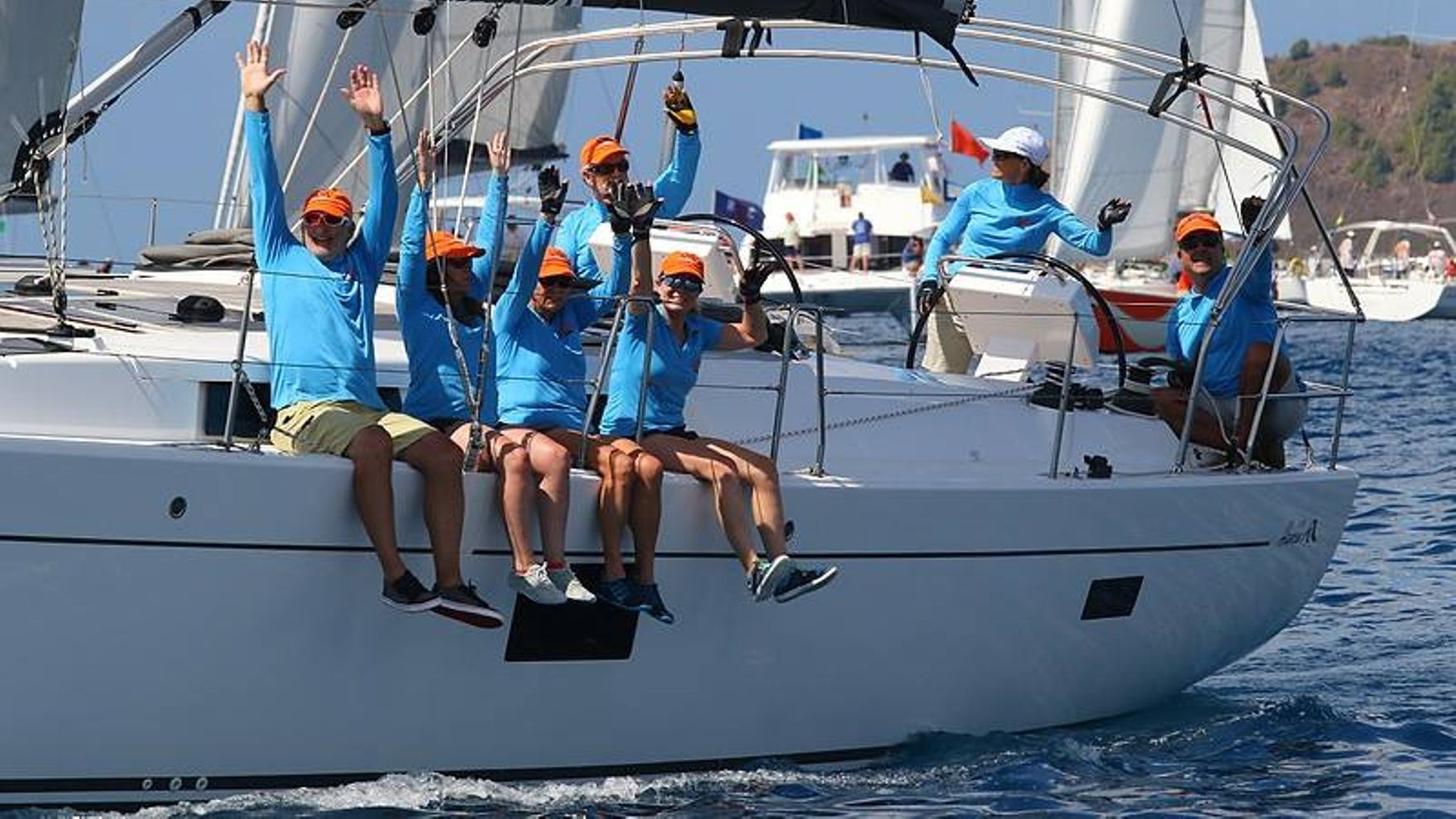 The BVI Spring Regatta & Sailing Festival 2021