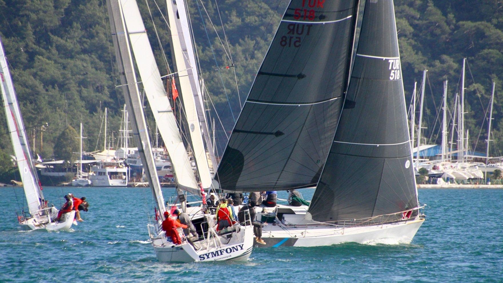 The Channel regatta