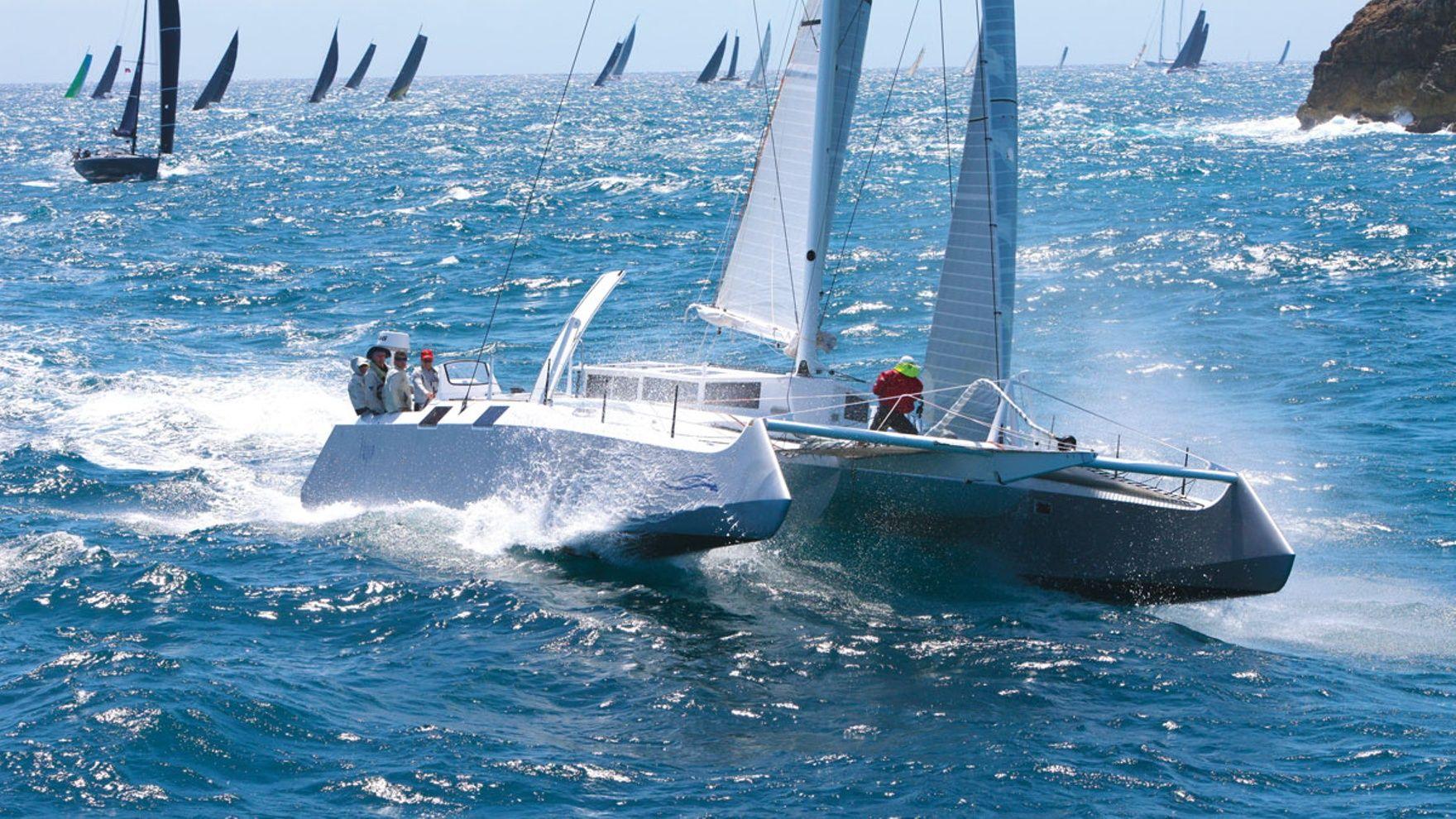 The RORC Caribbean 600 Race, 2020