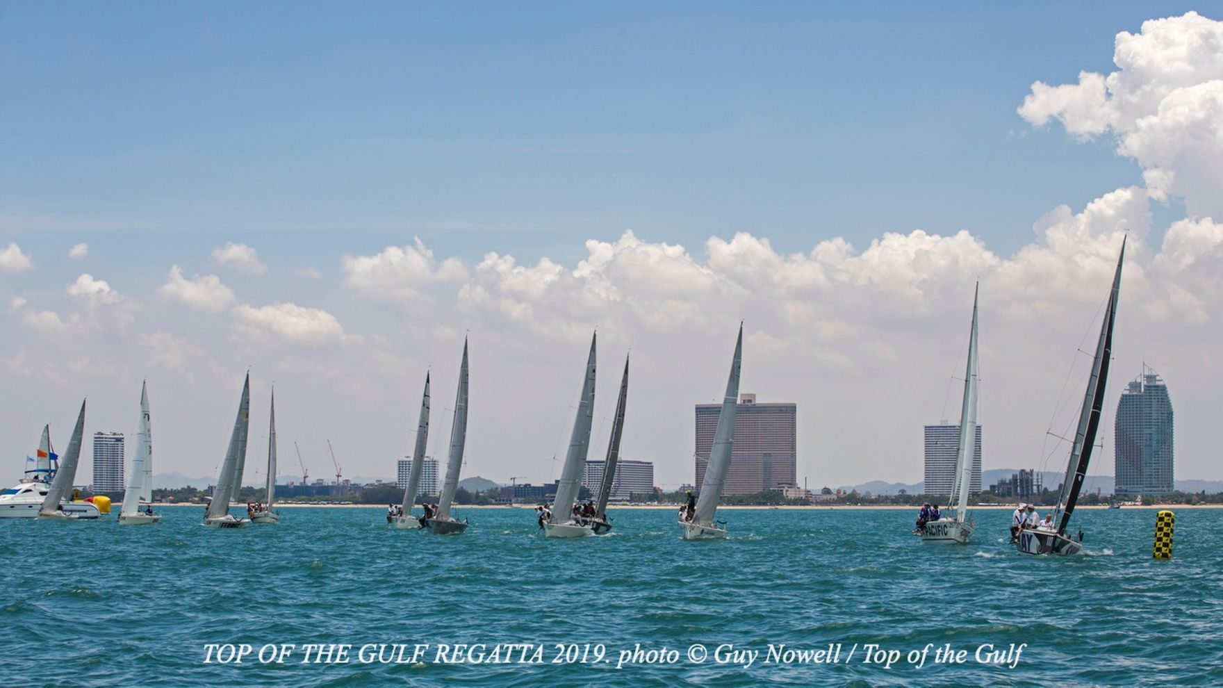 Top of the Gulf Regatta 2021