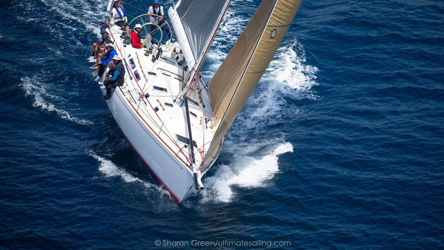 Transpacific Yacht Club's race 2021