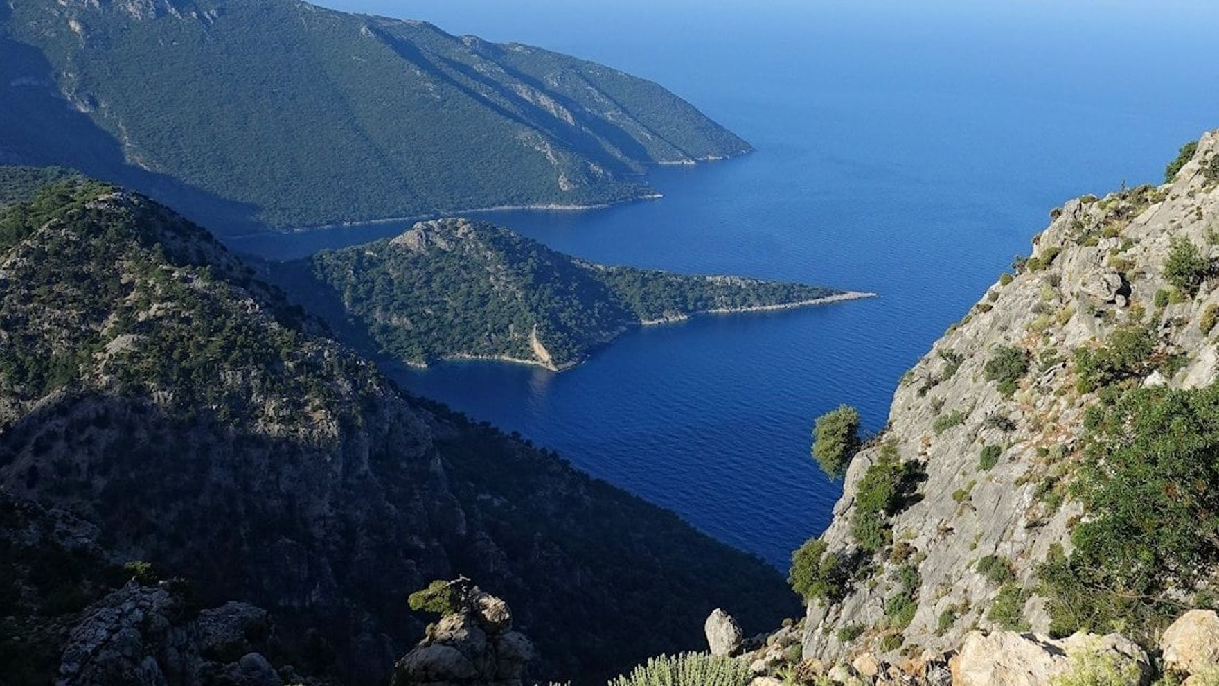 Turkish grand tour along the Lycian Way in May