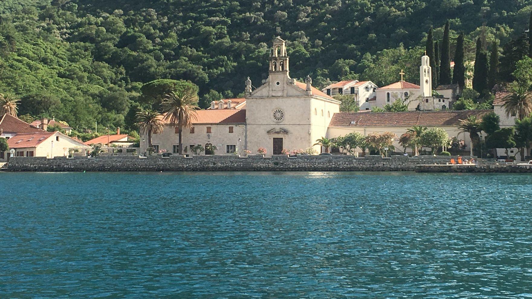 Учебный переход Мальта— Черногория
