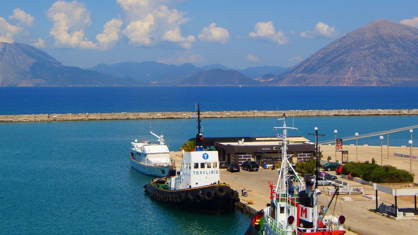 Учебный переход Мальта - Турция