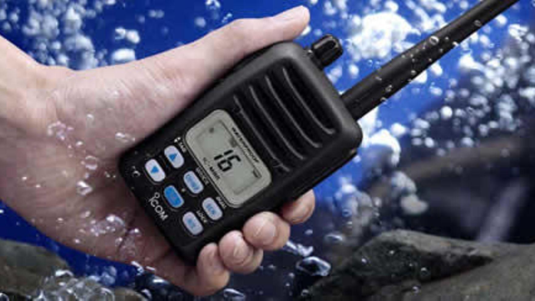 VHF Radio Operator. Теоретический курс.