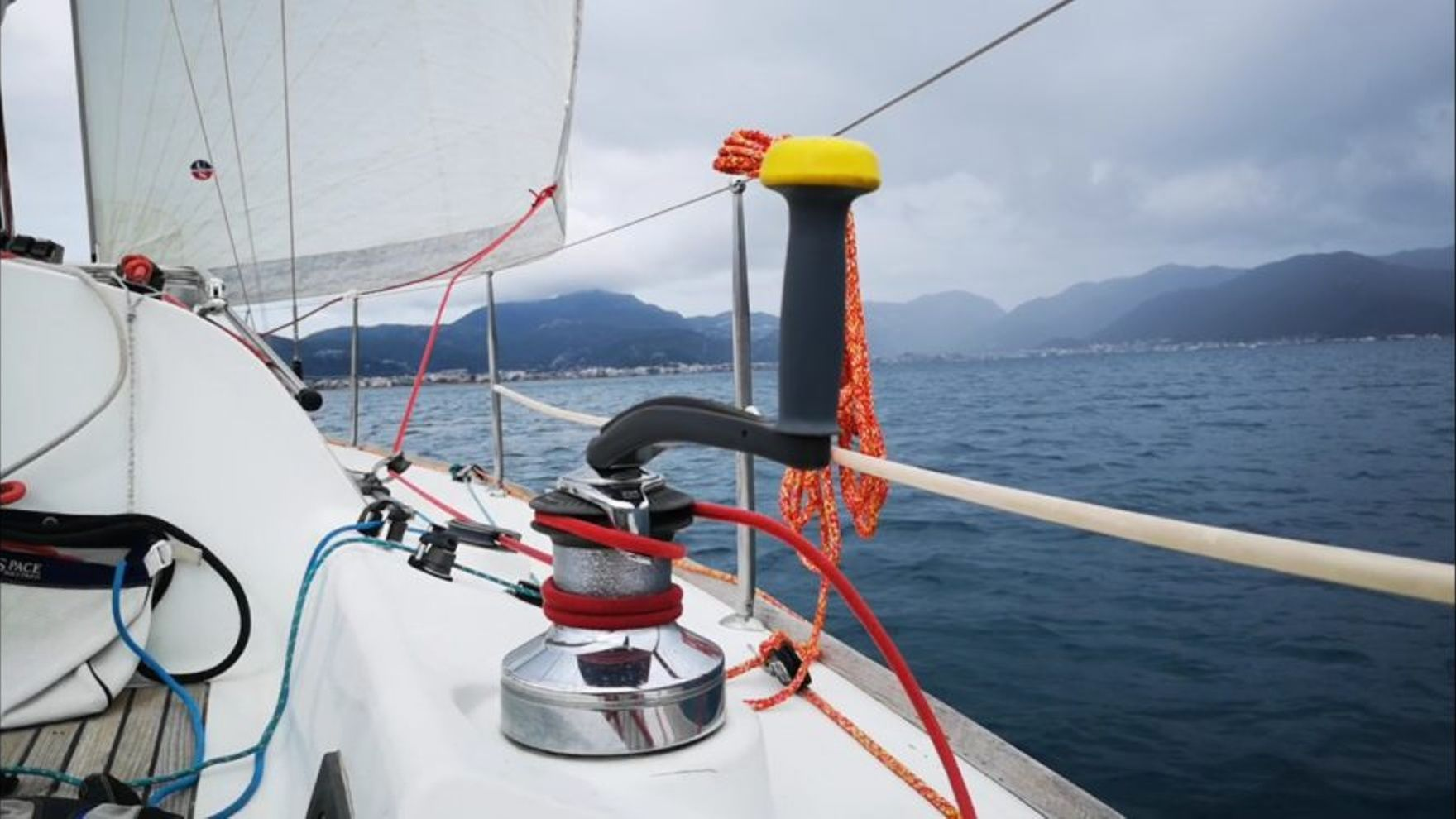 Video seminars: Principles and Methods of Tuning a Racing Yacht