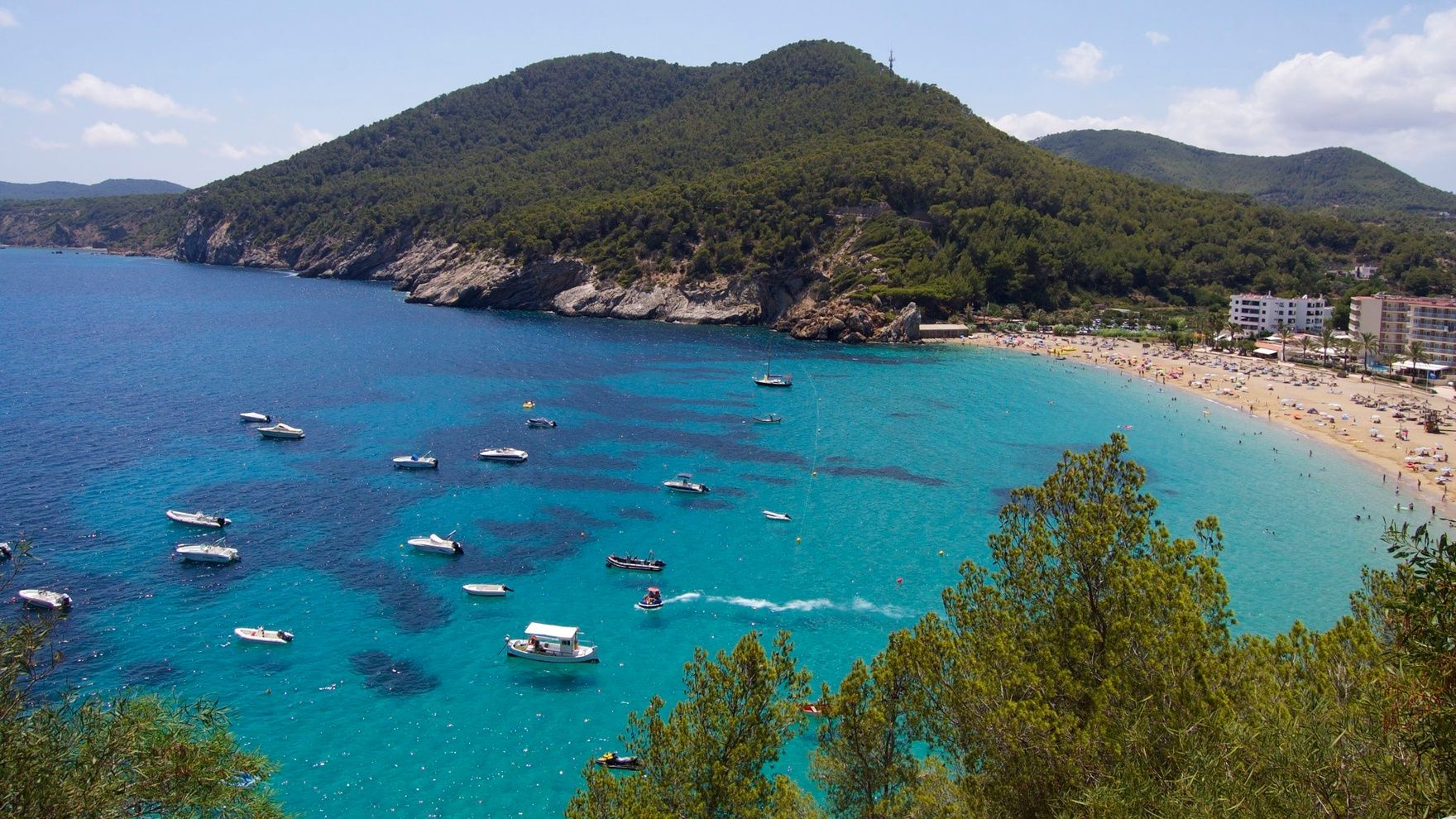 Around Ibiza and Formentera