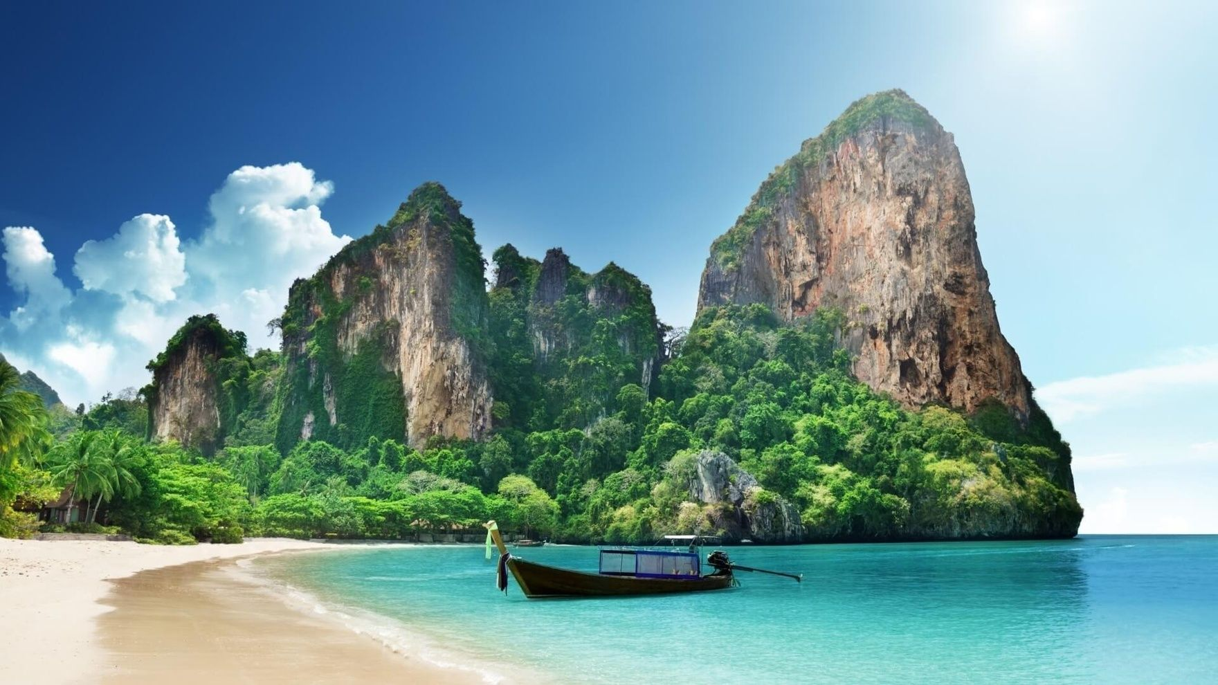 A one-week trip to the Thailand islands