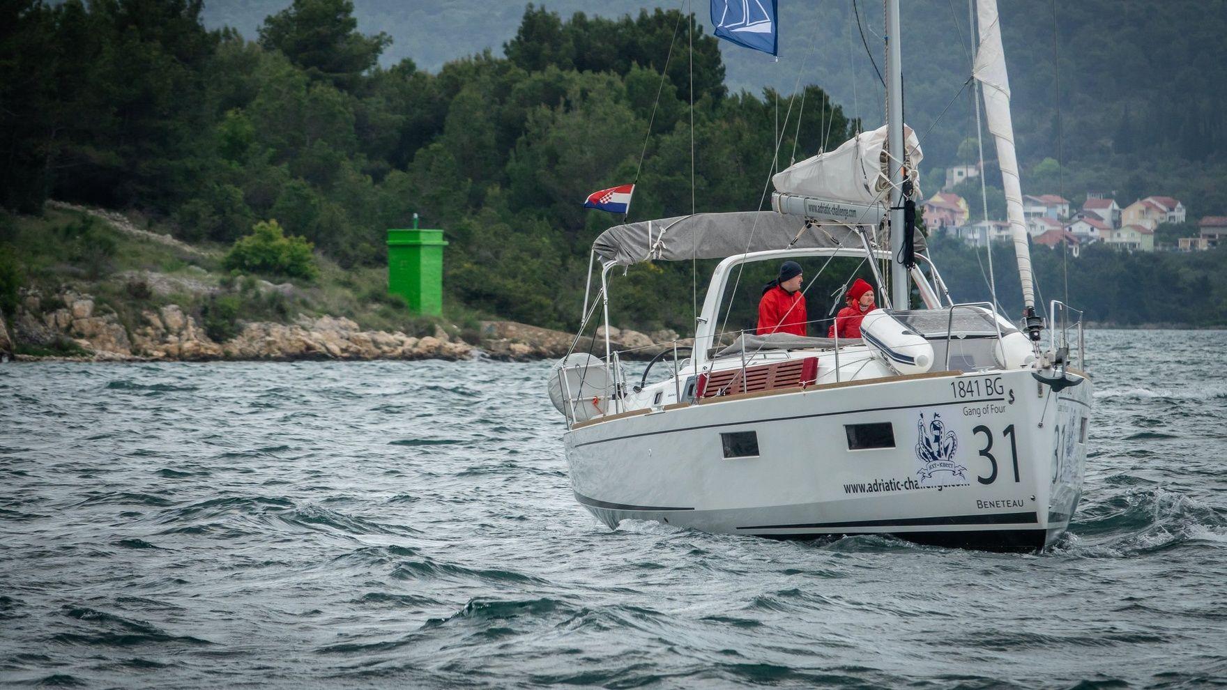 "Yacht quest ""Light"" in Turkey"