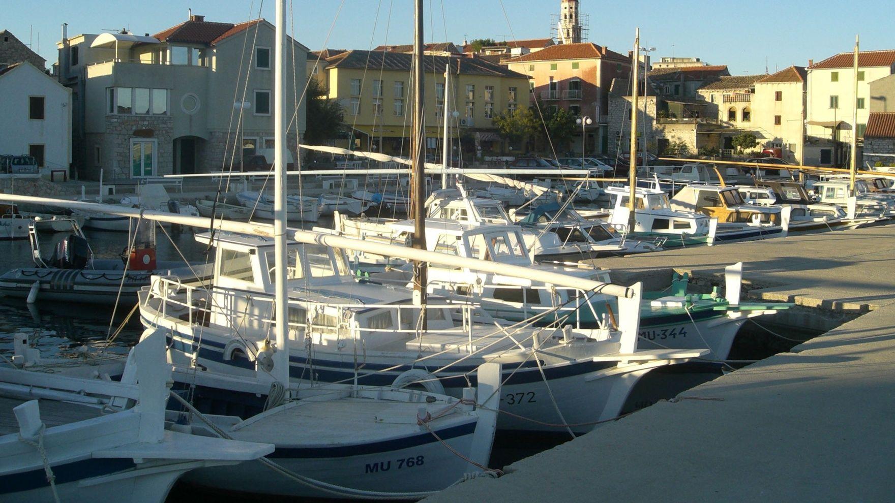 Яхт-вояж по островам Далмации