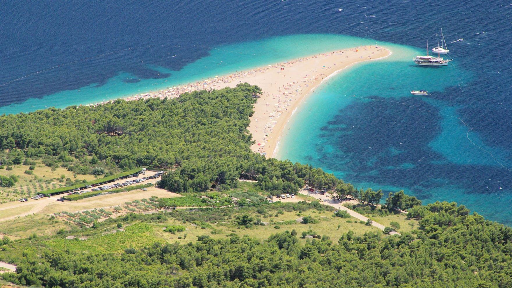 Яхтенный поход по Хорватии
